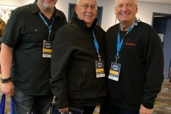 Michael, Jim and Kenny